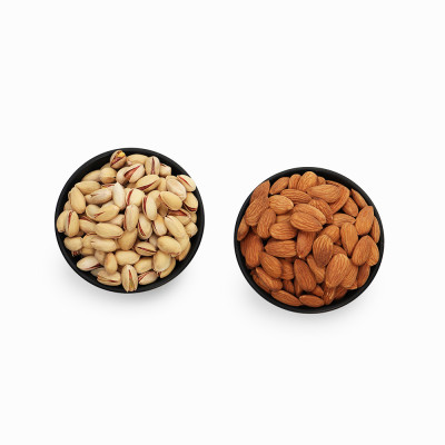 Premium Combo Almonds and Pistachio (Badam and Pista)
