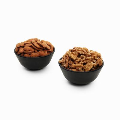 Premium Combo Almonds and Walnuts (Badam and Akhrot)