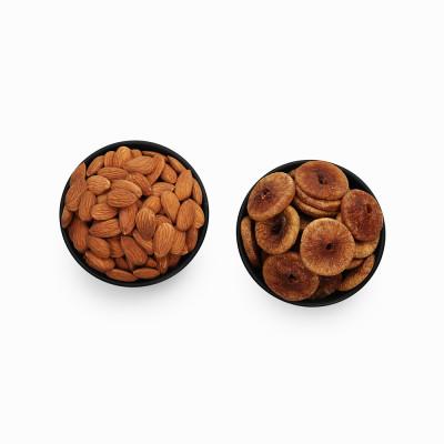 Premium Combo Fig and Almond (Anjeer and Badam)
