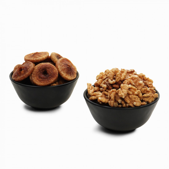 Premium Combo Fig and Walnuts (Anjeer and Akhrot)