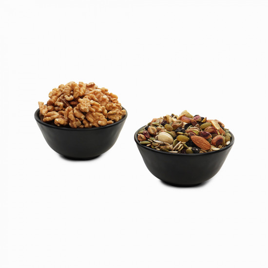 Premium Combo Trail Mix and Walnuts (Trail Mix and Akhrot)