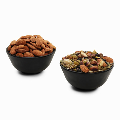 Premium Combo Trail Mix and Almond (Trail Mix and Badam)