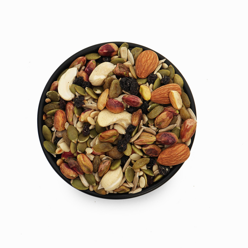 Premium Combo Trail Mix and Cashew (Trail Mix and Kaju)